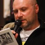 Artur Szlosarek. Pasmo nocne. Poeci krakowscy (13.05.2011)