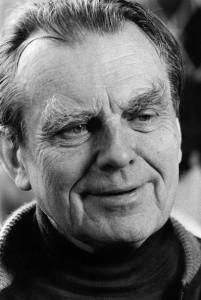 Czesław Milosz - fot Erazm Ciołek